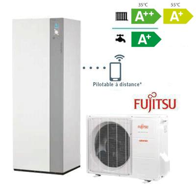 Pompe à chaleur Atlantic Alféa Extensa Duo AI