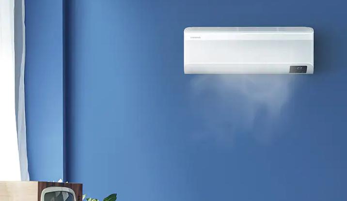 Climatisation Samsung Wind-FreeTM