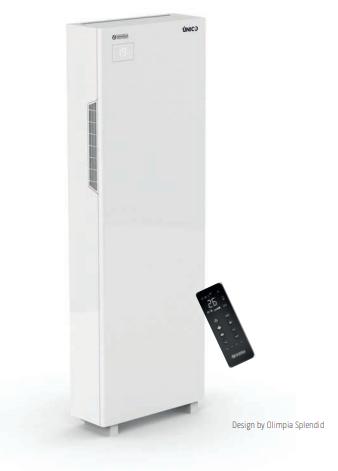 Modèle Unico Tower Inverter Olimpia Splendid